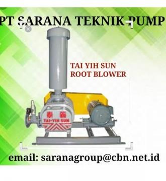 Jual Tai Yih Sun Root Blower PT Sarana Teknik