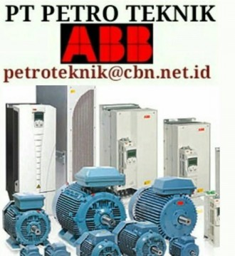 Jual ABB LOW VOLTAGE ELECTRIC MOTOR - pt petro teknik electric motor abb ac low voltage