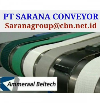 Jual AMMERAAL BELTECH CONVEYOR BELT PT SARANA CONVEYORS for textile