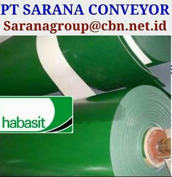 Jual HABASIT CONVEYORs BELT PT SARANA BELTs PVC