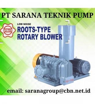 Jual Roots Type Rotary Blower PT Sarana Teknik