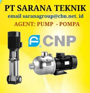Jual Gear Pump CNP SUBMERSIBLE PT SARANA PUMP