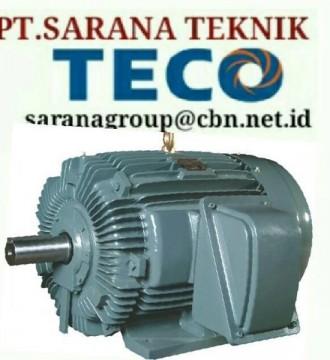 Jual TECO ELECTRIC MOTOR SELL ELECTRIC TECO MOTOR TYPE AEEB 50 HZ FOOT MOUNTED