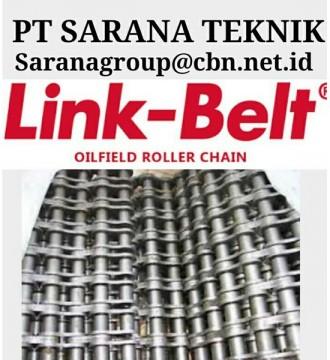 Jual LINKBELT ROLLER CHAIN PT SARANA REXNORD CHAINS