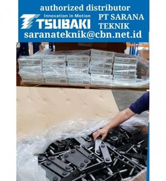 Jual TSUBAKI Roller Chain CONVEYOR CHAIN PT SARANA TEKNIK