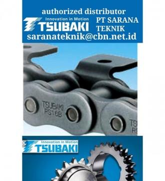 Jual TSUBAKI ROLLER CHAIN RS 80 RS 80 RS 100 PT SARANA TEKNIK