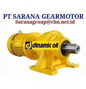 Jual PT SARANA PLANETARY GEARBOX GEAR MOTOR DINAMIC OIL