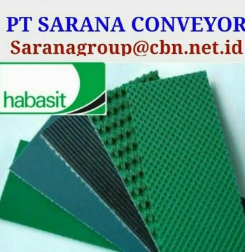 Jual PT SARANA CONVEYOR HABASIT BELT CONVEYOR BELT for food textile