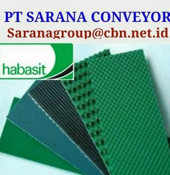 Jual PT SARANA CONVEYOR HABASIT BELT CONVEYOR BELT for food textile