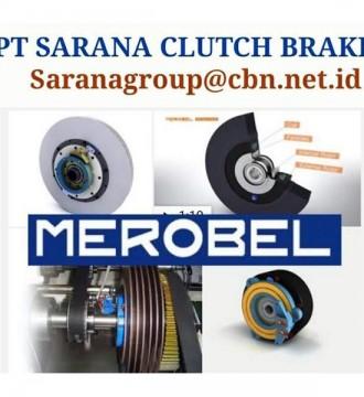 Jual MEROBEL CLUTCH BRAKE PT SARANA TEKNIK MOTOR CLUTCHES
