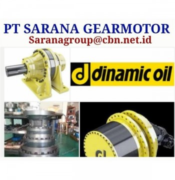 Jual GEAR REDUCER DINAMIC OIL PLANETARY GEARBOX PT SARANA GEAR MOTOR