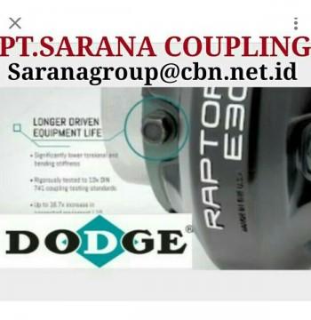 Jual DODGE RAPTOR COUPLING PT SARANA COUPLING DODGE AGENT COUPLINGS