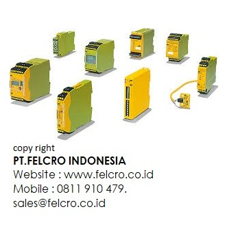 750110| 751110|PNOZ S10|PT.FELCRO INDONESIA|0818790679|sales@felcro.co.id