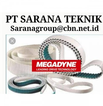 Jual TIMING BELT MEGADYNE TIMING BELT PT SARANA BELT DAN CONVEYOR PU