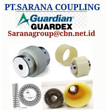 Jual TYPE M NYLON COUPLING GUARDIAN GUARDEX SPIDEX COUPLING PT SARANA COUPLING