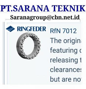 Jual RINGFEDER LOCKING ASSEMBLYs RFN 7012 PT SARANA COUPLING RFN7013