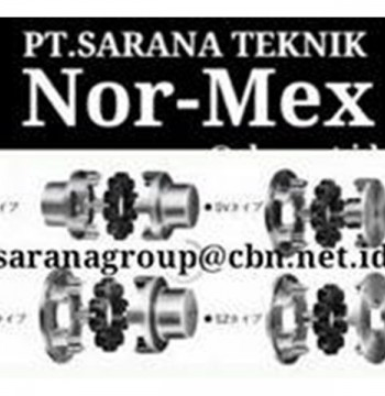 Jual normex coupling type e & g & h tschan & flexomax type NM MT MH HYPERFLEX COUPLINGs