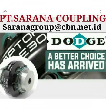 Jual DODGE RAPTOR COUPLING PT SARANA COUPLING DODGE ELEMENT