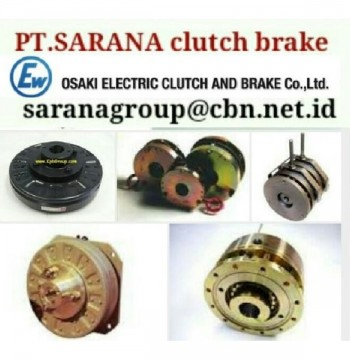Jual PT SARANA OSAKI ELECTRIC CLUTCH BRAKE PT SARANA BRAKE KOPLING MESIN