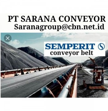 Jual CONVEYOR BELT SEMPERIT FOR MINING PT SARANA TEKNIK CONVEYOR