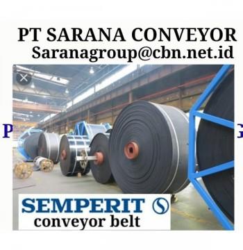 Jual Semperit Conveyor Belt Untuk Mining