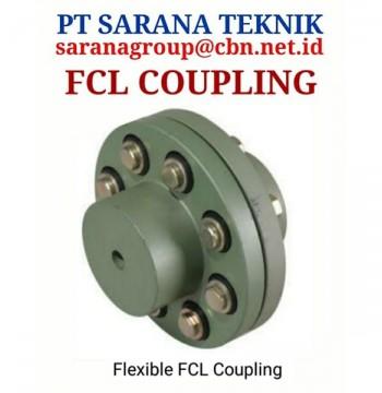 Jual Flexible FCL Coupling PT Sarana Teknik