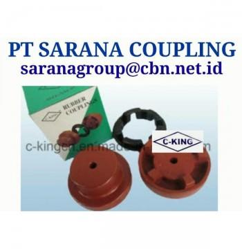 Jual C-KING RUBBER COUPLING PT SARANA COUPLING