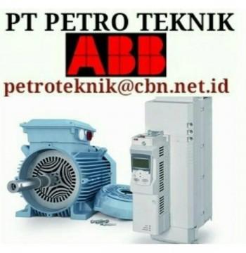 Jual ABB AC LOW VOLTAGE ELECTRIC MOTOR - pt petro teknik electric motor abb ac low voltage