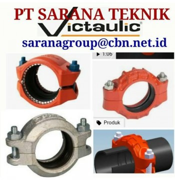 Jual PT SARANA COUPLING Victaulic coupling CLAM style 75 77 177