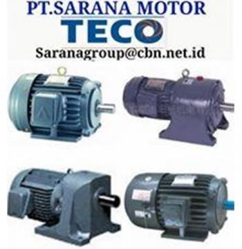 Jual PT SARANA TECO ELECTRIC AC MOTOR GEAR MOTOR