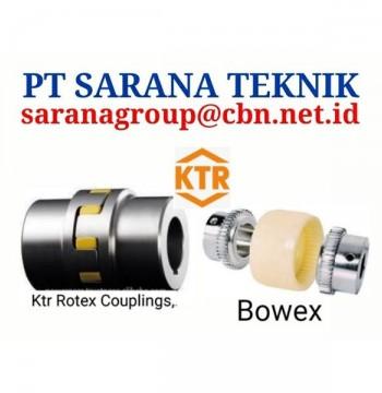 Jual KTR Rotex Coupling PT Sarana Teknik