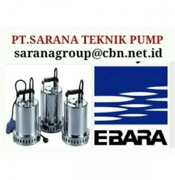 Jual PT SARANA EBARA PUMP Centrifugal Pump Type Fs Merk Ebara