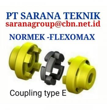 Jual Normex flexomax Coupling PT Sarana Teknik
