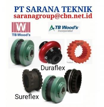 Jual Duraflex Coupling tb woods PT Sarana Teknik