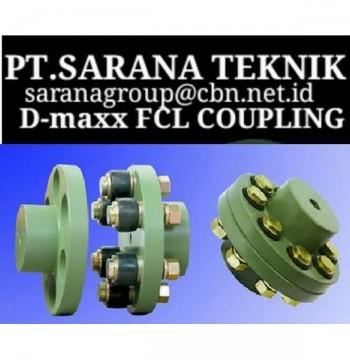 Jual FCL COUPLING DMAXX DISTRIBUTOR PT SARANA TEKNIK EQUAL NBK IDD FCL COUPLING FCL COUPLING