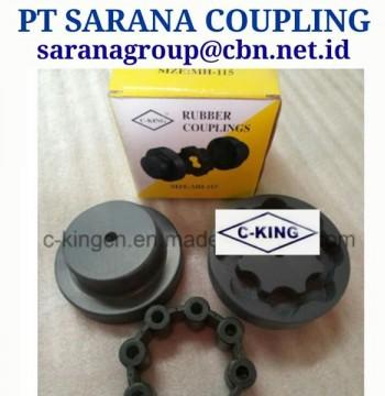 Jual PT SARANA COUPLING C-KING RUBBER COUPLING