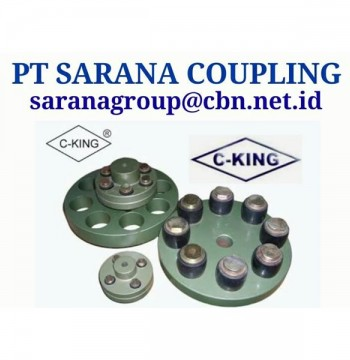 Jual C-KING FCL COUPLING MADE IN CHINA PT SARANA COUPLING