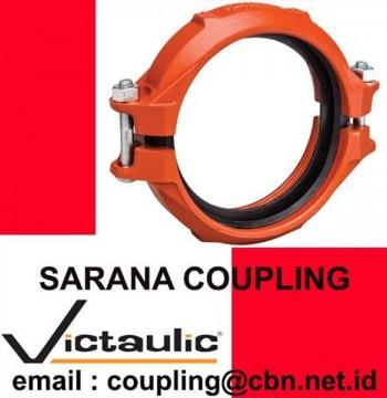 Jual clamp victaulic