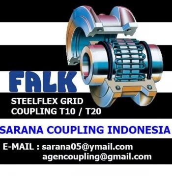 Jual Kopling Mesin Coupling Grid Falk Steelflex 1030 T10 dan 1030 T20 indonesia