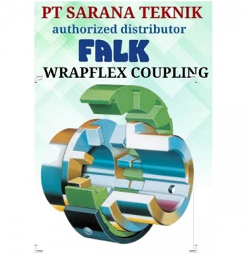 Jual WRAPFLEX NYLON FALK COUPLING PT SARANA TEKNIK