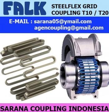 Jual Kopling Mesin Coupling Grid Falk Steelflex 1020 T10 dan 1020 T20 indonesia