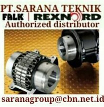 Jual FALK STEEFLEX GRID COUPLING DISTRIBUTOR FALK REXNORD INDONESIA GRID COUPLING FALK COUPLINGS T20