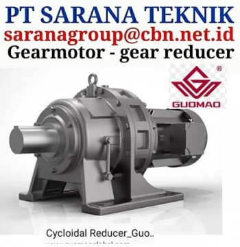 Jual Helical Gear CYCLO DRIVE PT SARANA TEKNIK GEAR BOX