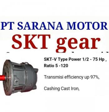 Jual PT SARANA SKT GEAR MOTOR REDUCER PT SARANA GEARBOX MOTOR