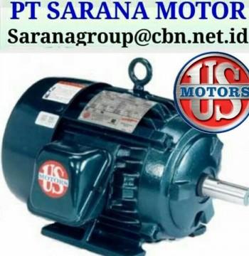 Jual US ELECTRIC AC MOTOR PT SARANA MOTOR EMERSON MOTORS