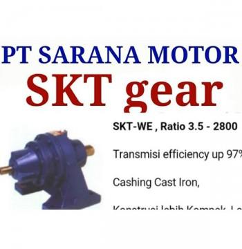 Jual PT SARANA SKT GEAR MOTOR REDUCER PT SARANA GEARBOX