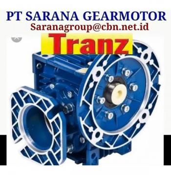 Jual NMRV GEAR REDUCER TRANZ WORM GEAR MOTOR PT SARANA GEARMOTOR
