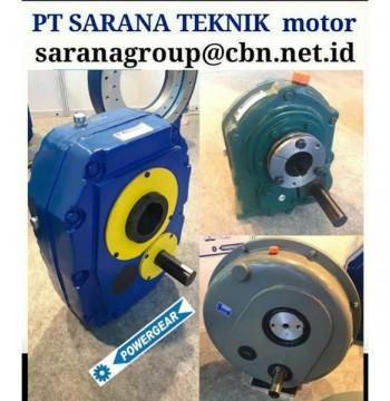Jual PT SARANA TEKNIK MOTOR POWERGEAR SHAFT MOUNTED SPEED GEAR REDUCER GEARBOX