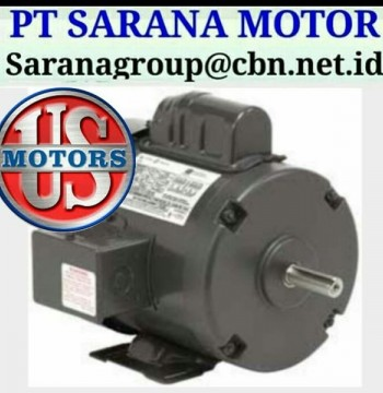 Jual US ELECTRIC AC MOTOR PT SARANA MOTOR EMERSON MOTORS MADE IN USA