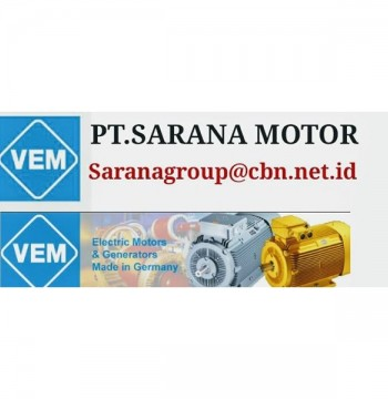 Jual AC DC MOTOR VEM ELECTRIC AC MOTOR PT SARANA TEKNIK MOTOR LOW VOLTAGE